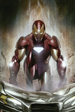 Iron Man: Director Of SHIELD No30 Cover: Iron Man