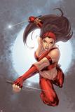 Ultimate Elektra No5 Cover: Elektra