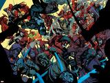 The New Avengers No31 Group: Elektra