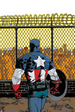 Captain America V4  No22 Cover: Captain America