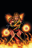 Ms Marvel No35 Cover: Ms Marvel