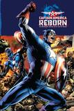 Captain America Reborn No1 Cover: Captain America
