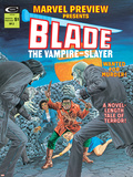 Blade The Vampire Slayer No3 Cover: Blade