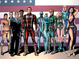 Squadron Supreme No1 Group: Dr Spectrum