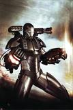 Iron Man: Director Of SHIELD No33 Cover: War Machine