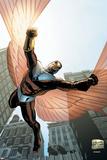 Captain America And The Falcon No7 Cover: Falcon