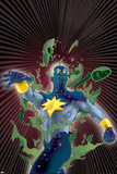 Captain Marvel No19 Cover: Captain Marvel