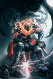 Annihilation: Conquest No5 Cover: Ultron