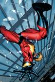 Captain Marvel No3 Cover: Captain Marvel