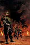 Combat Zone: True Tales Of GIs In Iraq 5 Cover: Marvel Universe