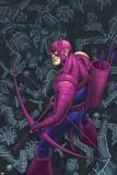 Hawkeye No7 Cover: Hawkeye