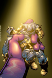 Thanos No5 Cover: Thanos