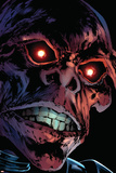 Captain America Reborn No3 Headshot: Red Skull
