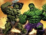 Skaar: Son of Hulk No12 Cover: Skaar