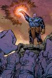Thanos No9 Cover: Thanos
