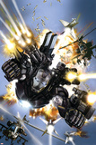 War Machine No1 Cover: War Machine