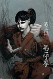 Elektra The Hand No3 Cover: Elektra Charging