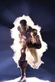 The Invincible Iron Man No25 Cover: Iron Man
