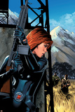 Black Widow No5 Cover: Black Widow