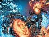 Ghost Rider No28 Cover: Ghost Rider