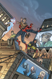 Amazing Fantasy No15 Cover: Spider-Man