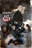 Marvel Comics Presents 6 Cover: Captain America