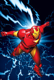 Marvel Two-In-One No9 Marvel Adventures Iron Man Cover: Iron Man