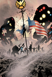 The Ultimates 2 No10 Cover: Marvel Universe