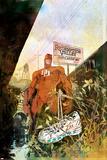 Daredevil: Redemption No1 Cover: Daredevil