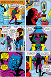 Giant-Size Avengers/Invaders No1 Headshot: Kang
