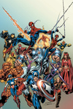 Last Hero Standing No1 Cover: Spider-Man