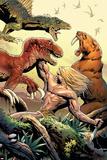 Marvel Comics Presents No5 Cover: Ka-Zar