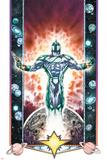 Captain Marvel No18 Cover: Captain Marvel