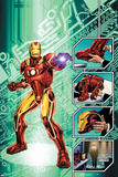 Iron Man: The End No1 Cover: Iron Man