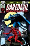 Daredevil No158 Cover: Daredevil and Death-Stalker