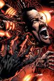 Ultimate Iron Man No1 Cover: Iron Man  Stark and Tony