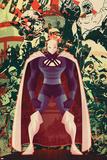 Adam: Legend Of The Blue Marvel No3 Cover: Blue Marvel