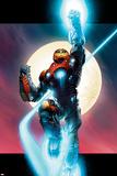 Ultimate Iron Man No1 Cover: Iron Man
