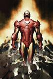 Iron Man No82 Cover: Iron Man