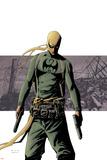 Immortal Iron Fist No3 Cover: Iron Fist