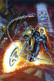 Ghost Rider Annual No2 Cover: Ghost Rider
