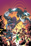 Thunderbolts No100 Cover: Atlas
