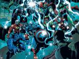 Punisher No8 Group: Beast  Captain America  Thor and She-Hulk