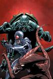 Heroes For Hire No11 Cover: Humbug  Miek and No-Name