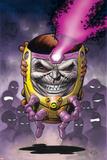 Super-Villain Team-Up/MODOKs 11 No1 Cover: MODOK Fighting