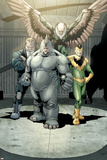 Spider-Man: House Of M No3 Group: Vulture  Electro  Rhino and The Ox