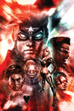 Marvel Comics Presents No11 Cover: Vanguard