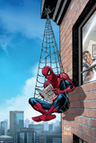 Marvel Adventures Spider-Man No51 Cover: Spider-Man