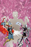 Contest Of Champions II No3 Cover: Thor and Storm