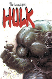 Incredible Hulk No67 Cover: Hulk Fighting